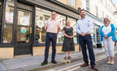 Temporary support hub for city's businesses opens in the centre of Bath