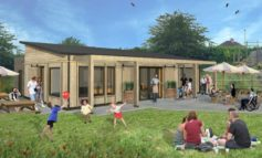 Work gets underway to create new community cafe at Bath City Farm