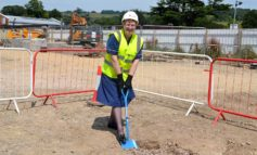 Work officially gets underway on new Dyson Cancer Centre at the RUH