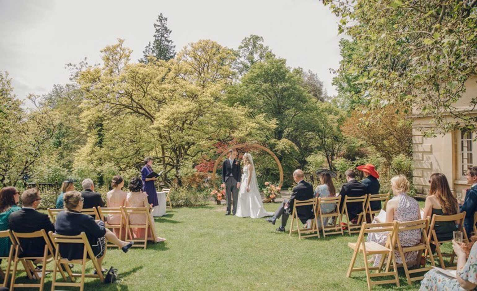 Hundreds of couples enjoy dream weddings thanks to city's popular venues