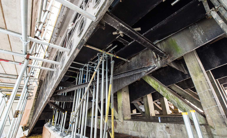 Cleveland Bridge set to close to emergency vehicles as work progresses