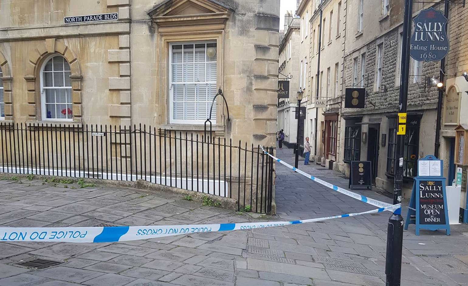 Investigation underway after serious sexual assault in the centre of Bath