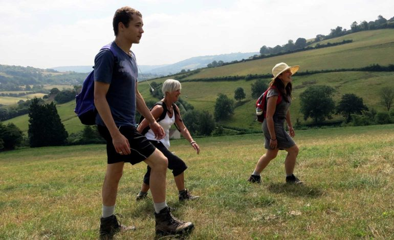 Popular annual walking festival launches programme with new routes