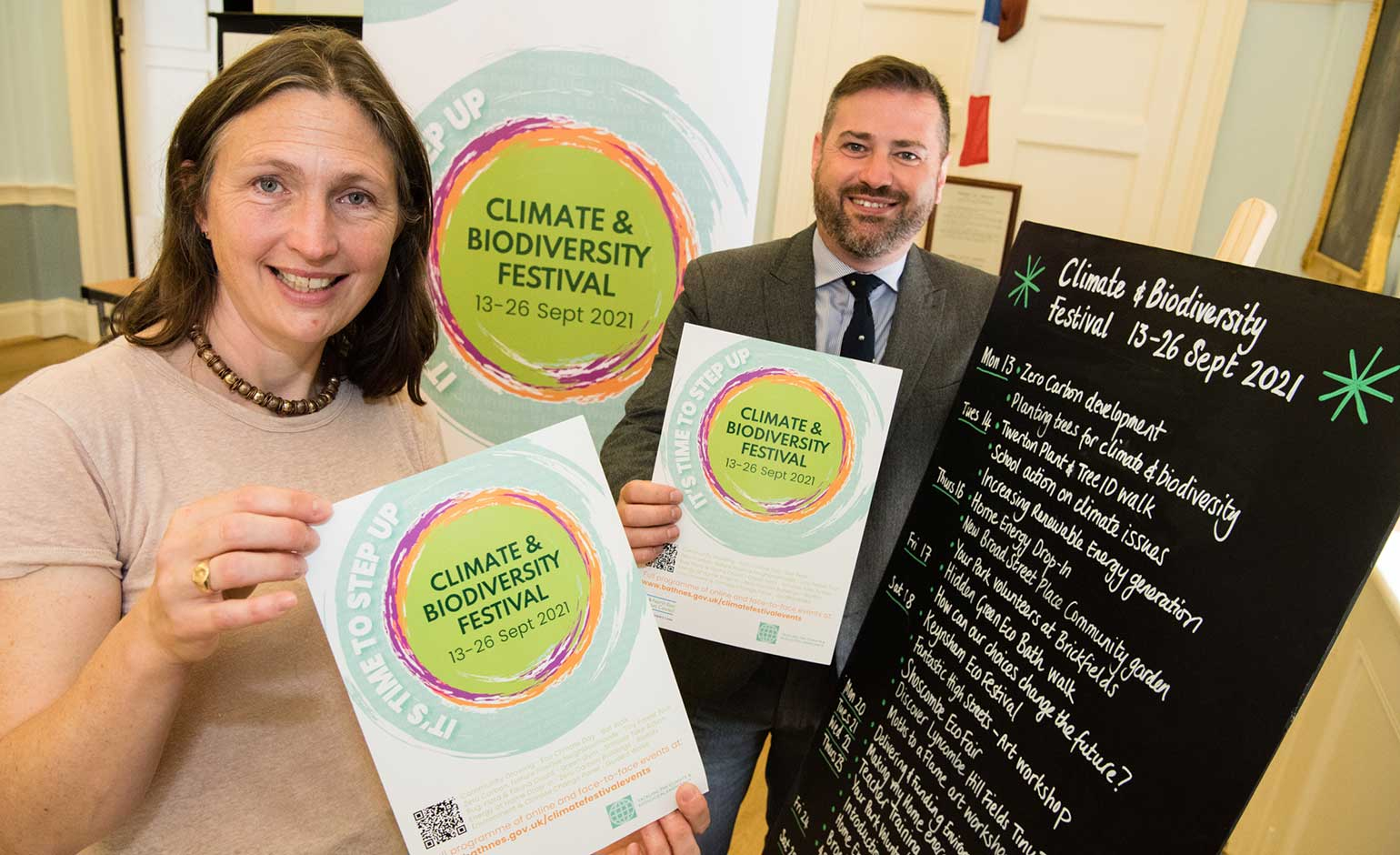 Opening of first Climate & Biodiversity Festival marked with gathering