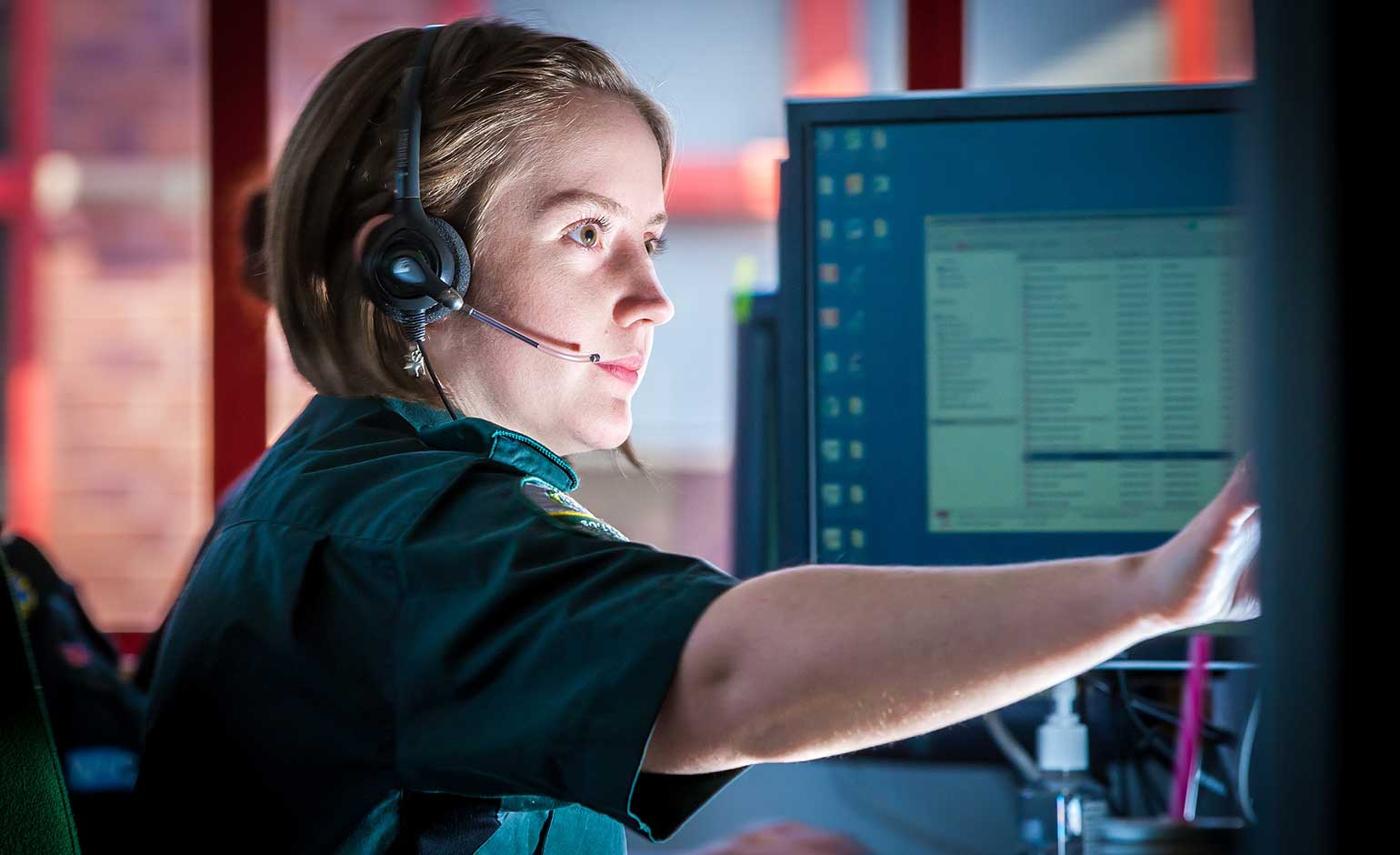 Smartphone tech helps ambulance service reach patients virtually
