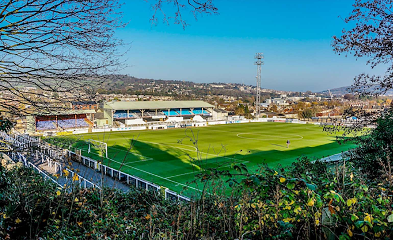 Free tickets for NHS and RUH workers being offered for Bath City FC fixture