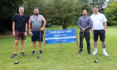 Charity golf day raises more than £4k for Bath Cancer Unit Support Group