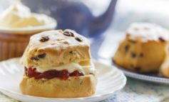 Hotel to support Children's Hospice South West with cream tea donations