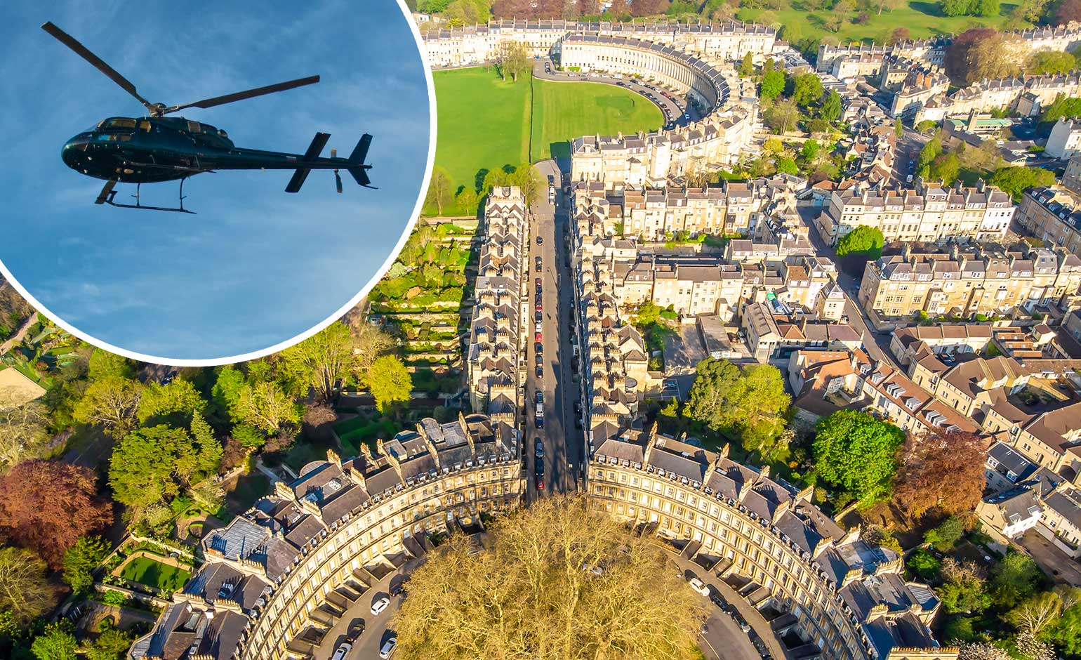 Bath MP launches petition in bid to stop sightseeing helicopter flights