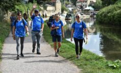 Locals support Bath's Royal United Hospital with Walk of Life charity event