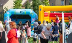 Mulberry Park community celebration attended by more than 1,000 people