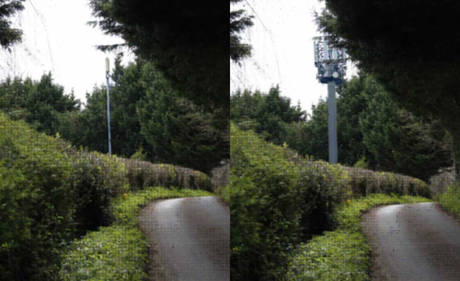 Phone networks lodge appeal after plans to upgrade mast for 5G rejected