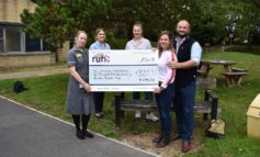 Gift of more than £10k to hospital marks Baby Loss Awareness Week