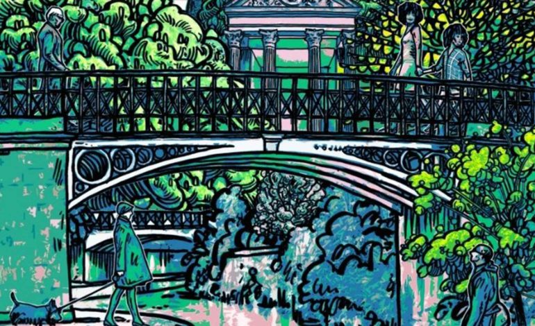 Residents encouraged to take part in Sydney Gardens writing competition
