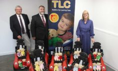 Army of teddy bears donated to Designability charity thanks to initiative