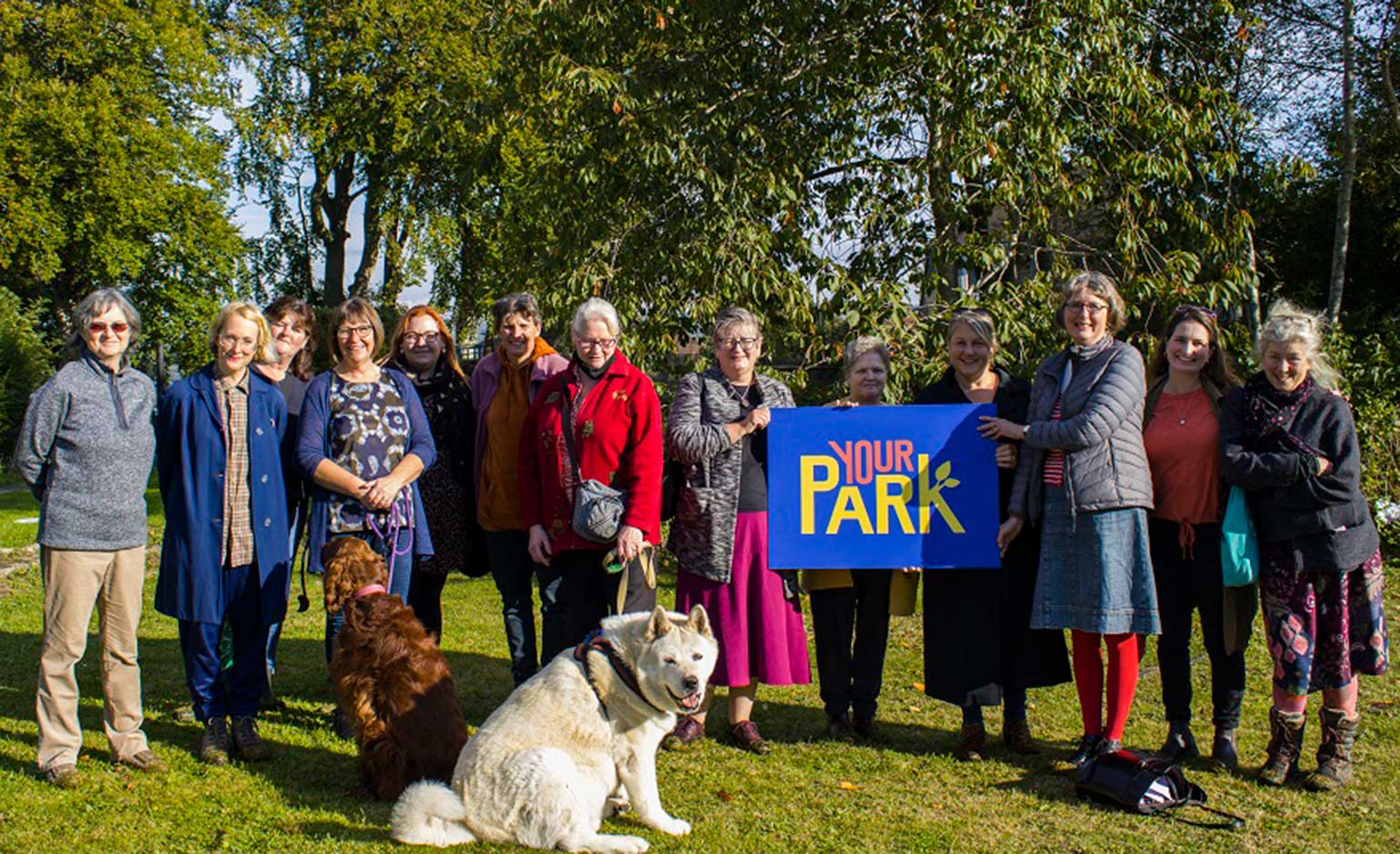 Local projects to receive grants thanks to innovative Love Your Park fund