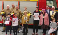 Thousands of children design firework safety posters for annual competition