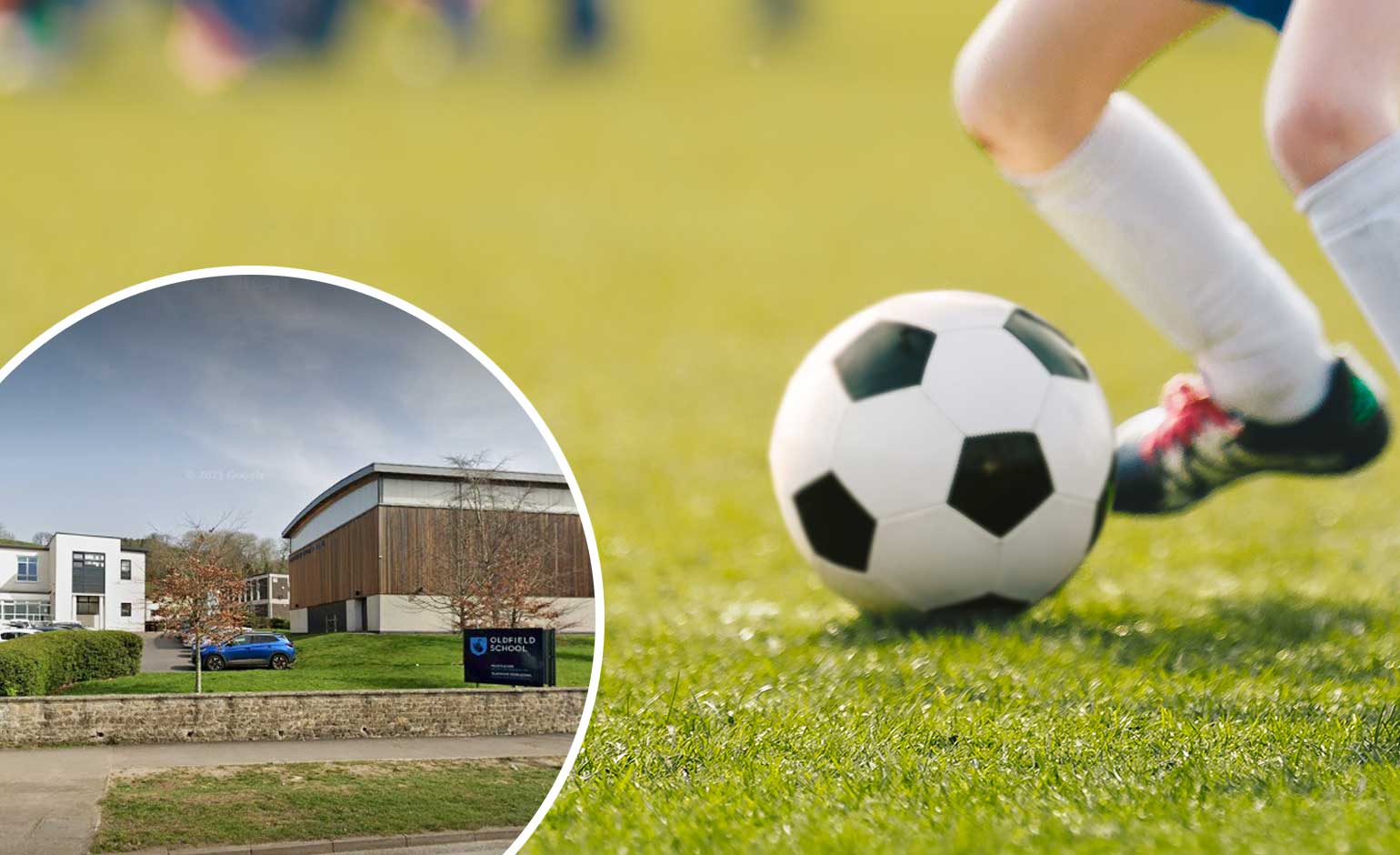 Oldfield School to get level playing field despite concerns over green belt
