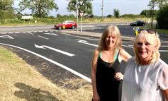 """Councillors welcome """"much-needed"""" resurfacing of Peasedown's roads"""