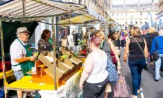 Food and drink event attracts highest footfall in Milsom Street since 2018